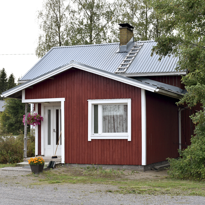 Kylätalo Kerttula 2019
